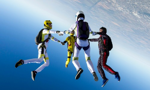 How Long Do You Freefall While Skydiving?
