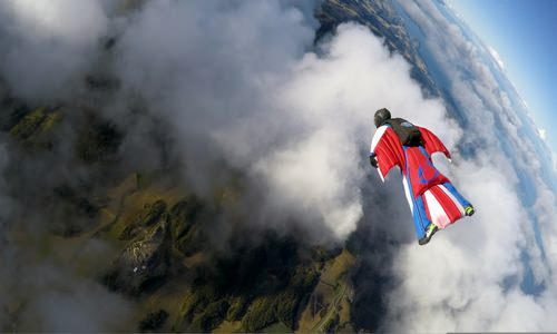 How to Wingsuit and How Wingsuits Work