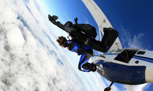 5 Pro Tips for Your First Time Skydiving