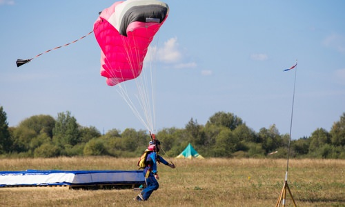 How Common Are Skydiving Injuries?