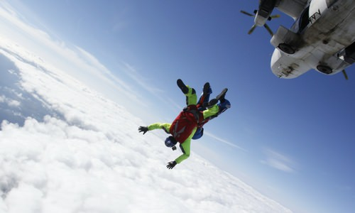 Skydiving: A Once In a Lifetime Adventure!