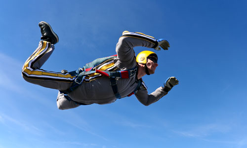 Learn to Skydive Solo