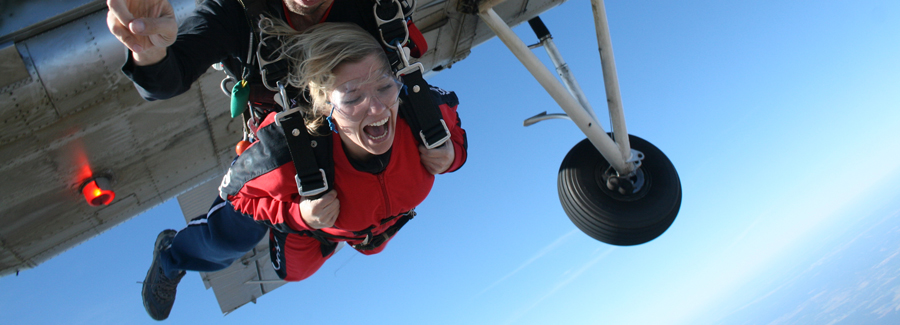 Plan Your Skydive